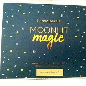 bareMinerals Moonlit Magic Foundation Golden Tan